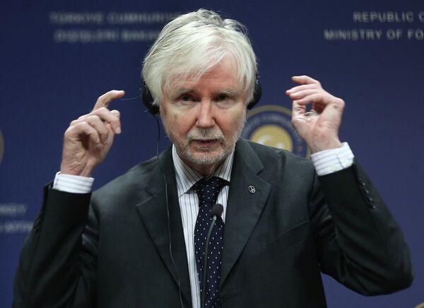 Министр иностранных дел Финляндии Эркки Туомиоя. Архивное фото. - Sputnik Абхазия