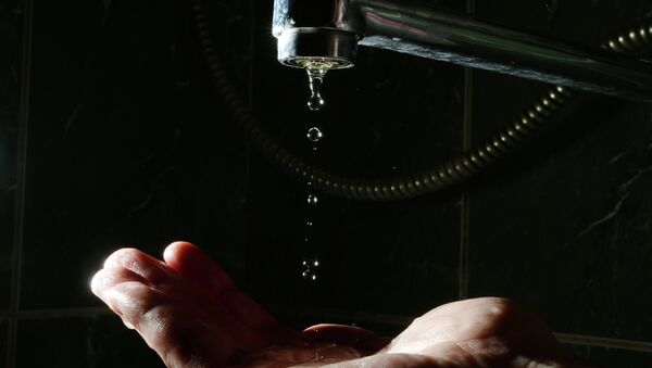 Сезонное отключение воды в Великом Новгороде - Sputnik Абхазия
