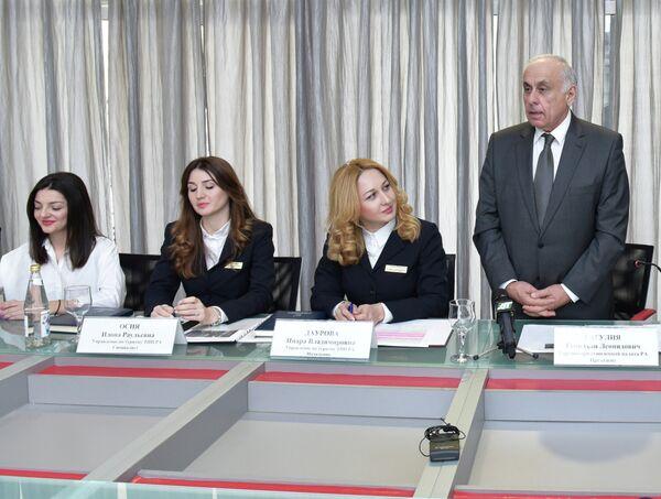 Пресс-конференция ТПП РА. - Sputnik Абхазия