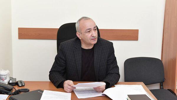 Депутат Народного Собрания Абхазии Чамагуа Леонид - Sputnik Абхазия