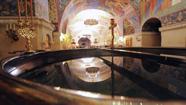 Храм. Архивное фото. - Sputnik Абхазия