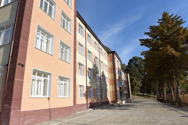 Психиатрическая больница в Гулрыпском районе - Sputnik Абхазия
