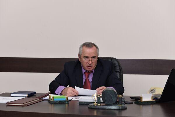 Секретарь Совбеза Килба Мухамед. - Sputnik Абхазия