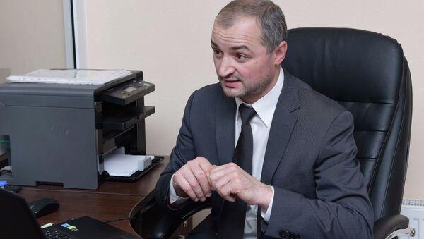 Начальник Консульской службы МИД РА Таркил Мартин - Sputnik Абхазия