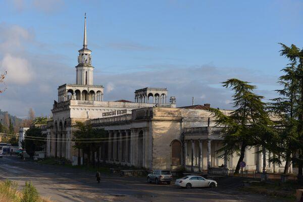 Вокзал - Sputnik Абхазия