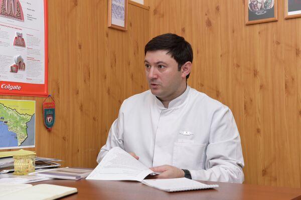 Президент АССПРА Бабаев Георгий - Sputnik Абхазия