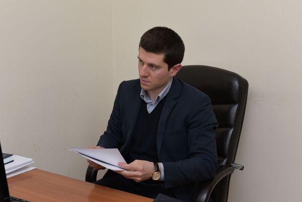 Астамур Барганджия - Sputnik Абхазия