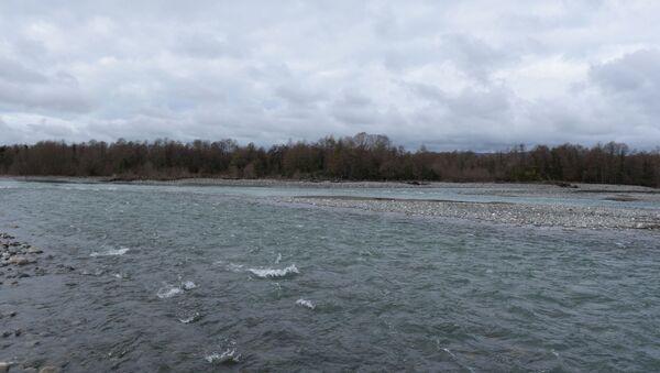 Река Кодор - Sputnik Абхазия