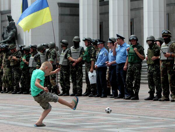 Как Украина защищается от пострадавших жителей Донбасса - Sputnik Абхазия