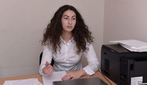 Социолог Абхазского государственного университета Мрамза Джикирба - Sputnik Абхазия