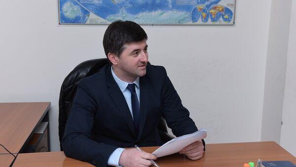 Ираклий Тужба - Sputnik Абхазия