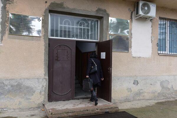 Управление ветеринарии г. Сухум и Сухумского района. - Sputnik Абхазия