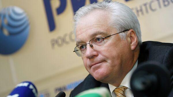 Постоянный представителя России при ООН Виталий Чуркин - Sputnik Абхазия