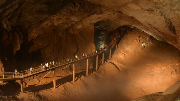 Пещера - Sputnik Абхазия