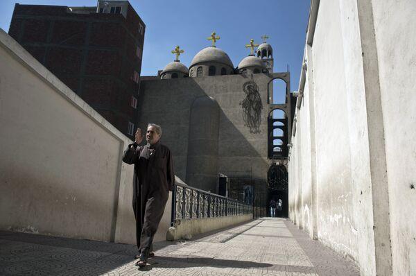 Коптская церковь. Архивное фото. - Sputnik Абхазия