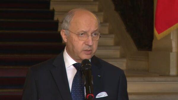 Глава МИД Франции об итогах встречи с коллегами из нормандской четверки - Sputnik Абхазия