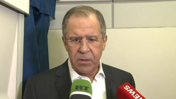 Лавров назвал решающее условие для мирного процесса на юго-востоке Украины - Sputnik Абхазия
