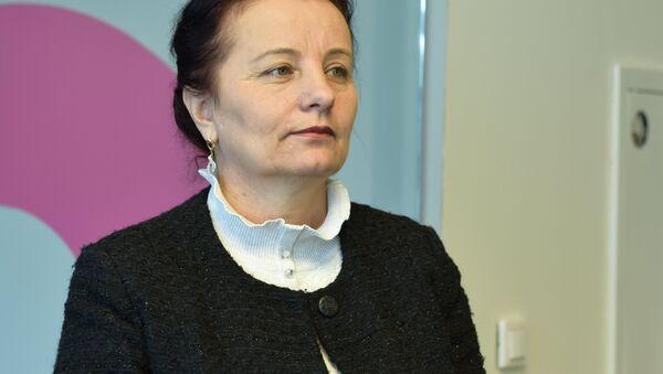 Екатерина Бебия - Sputnik Абхазия