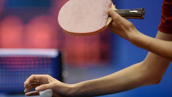 Настольный теннис. Архивное фото. - Sputnik Абхазия