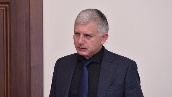 Генеральный прокурор Алексей Ломия. Архивное фото. - Sputnik Абхазия