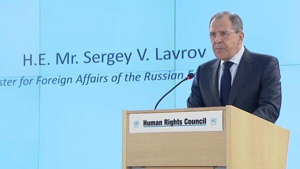 Лавров назвал убийство Немцова подлым и грязным преступлением - Sputnik Абхазия