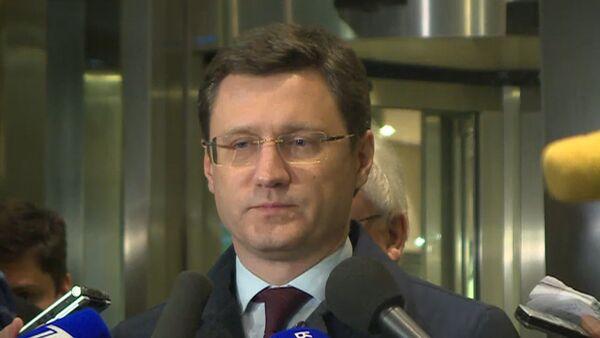 Глава Минэнерго РФ об итогах переговоров по поставкам газа на Украину - Sputnik Абхазия