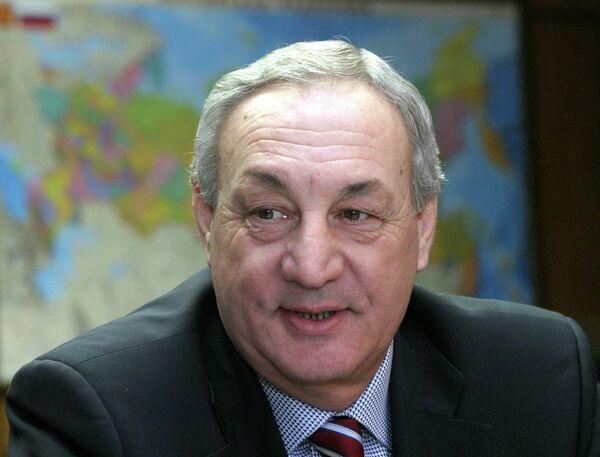 Сергей Багапш - Sputnik Абхазия