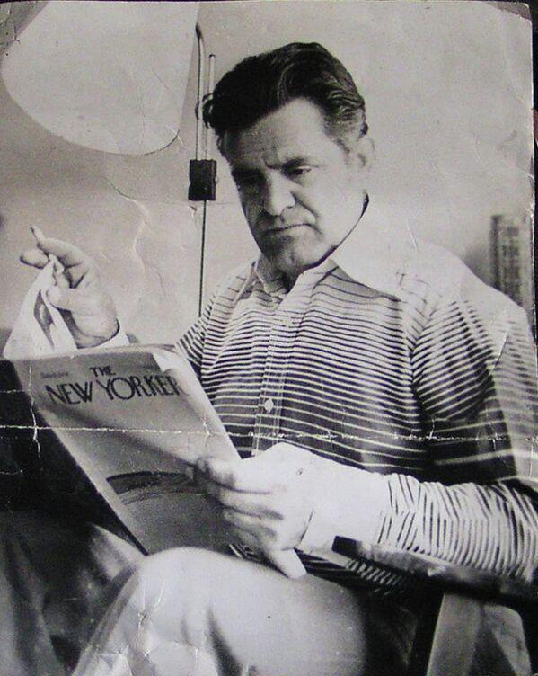 Прозаик и поэт Фазиль Искандер - Sputnik Абхазия