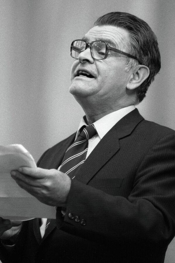 Писатель Фазиль Искандер - Sputnik Абхазия