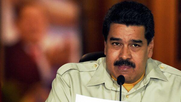 Президент Венесуэлы Николас Мадуро. Архивное фото. - Sputnik Абхазия