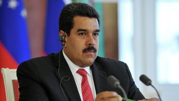 Президент Боливарианской Республики Венесуэла Николас Мадуро Морос. Архивное фото. - Sputnik Абхазия