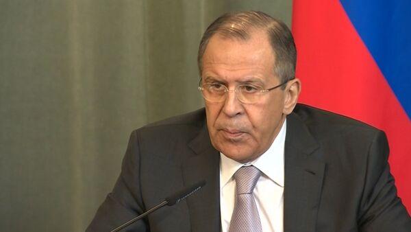 Лавров назвал ответственных за нагнетание конфронтации между РФ и ЕС - Sputnik Абхазия