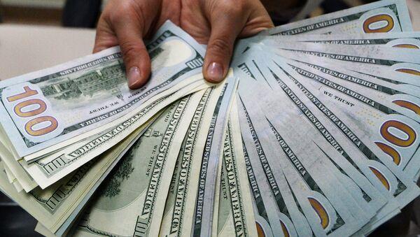 Доллары США. Архивное фото. - Sputnik Абхазия