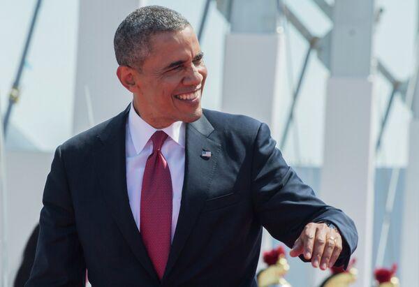 Президент Соединенных Штатов Америки Барак Обама. Архивное фото. - Sputnik Абхазия