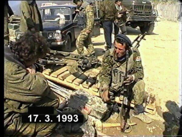 17 марта 1993 года - Sputnik Аҧсны