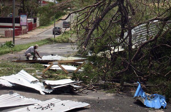 Последствия циклона Пэм в Вануату. - Sputnik Абхазия