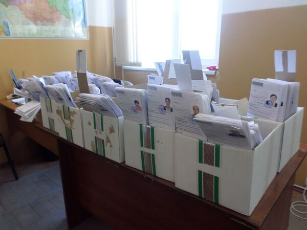 Консульский пункт посольства РФ в Гагре. - Sputnik Абхазия