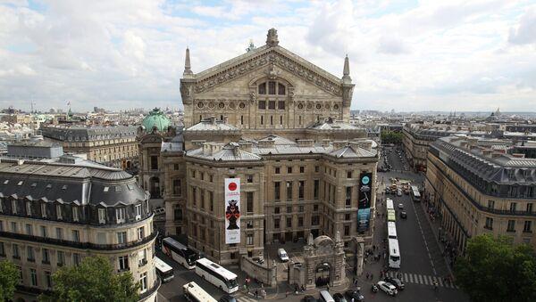 Города мира. Париж - Sputnik Абхазия