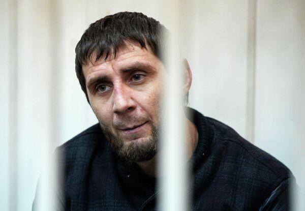 Один из подозреваемых в убийстве Б.Немцова Заур Дадаев - Sputnik Абхазия