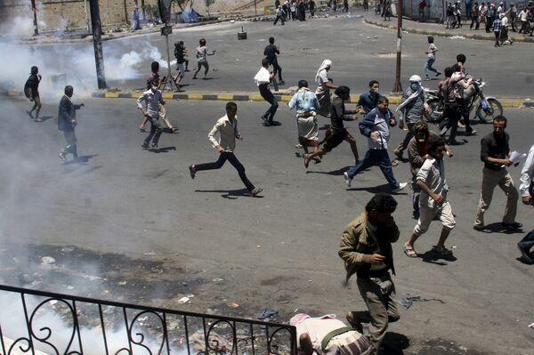 Ситуация в Йемене. 25 марта 2015. - Sputnik Абхазия