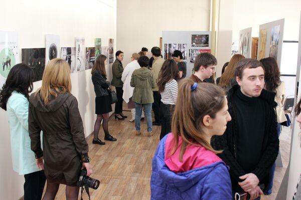 Закрытие фестиваля социальной рекламы Новый взгляд. Фото с места события. - Sputnik Абхазия