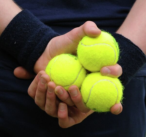 Теннисные мячи. Архивное фото. - Sputnik Абхазия