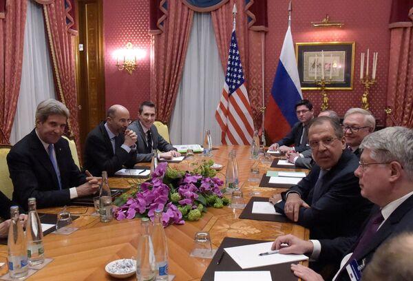 Переговоры шестерки по иранской ядерной программе. Архивное фото. - Sputnik Абхазия
