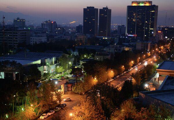 Города мира. Тегеран - Sputnik Абхазия