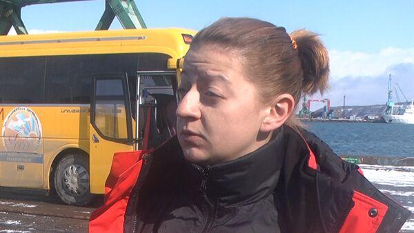 Людям необходима поддержка – психолог о спасенных с затонувшего траулера - Sputnik Абхазия