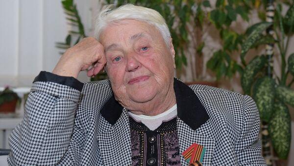 Ветеран ВОВ Тищенко Валентина Ивановна. - Sputnik Аҧсны