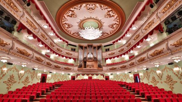 Марийский государственный театр оперы и балета им Э.Сапаева - Sputnik Абхазия