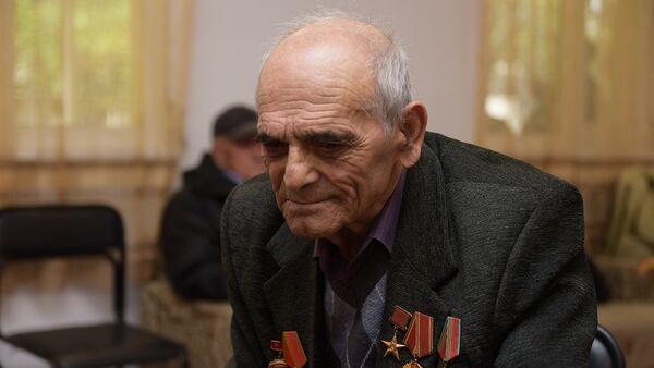 Ветеран ВОВ Чакрян Хорен Абрамович - Sputnik Аҧсны
