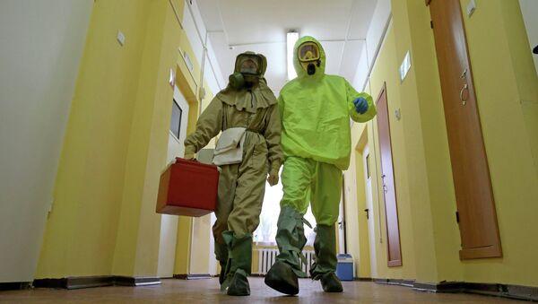 Новое опасное заболевание зафиксировано в Нигерии. - Sputnik Абхазия