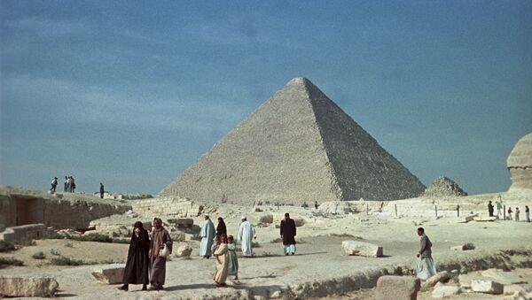 Пирамида Хеопса в Гизе - Sputnik Абхазия